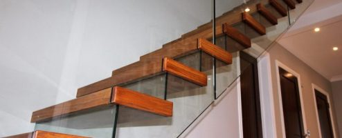 Glass Stairs – Modern Staircase design