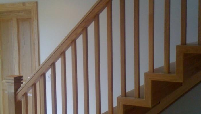 Modern Oak Stairs