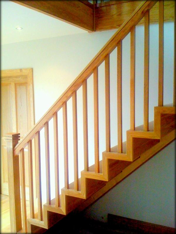 modern oak string less stairs  u2022 stairs ireland by jea