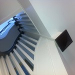 Curved Staircase for Attic Refurb