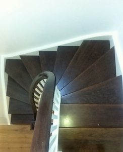 custom bespoke stairs ireland