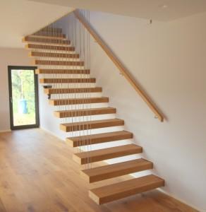 custom made bespoke stairs ireland