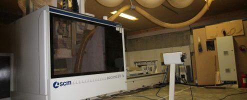 Woodwork Machining – CNC Machine