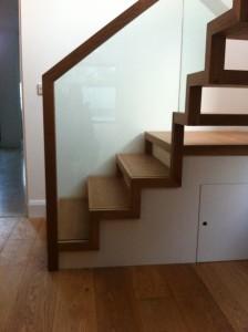 glass balustrade stairs ireland