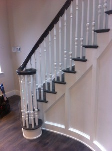 balustrade stairs ireland