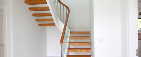 Modern Open tread stairs – staircase pick of the week