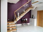 Modern Monostring Stairs