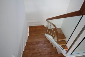 Modern open tread stairs pick of the week