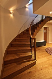 custom built bespoke stairs ireland