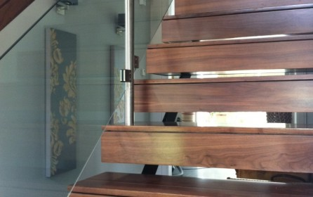 Floating Hardwood Stairs in the UK and Ireland