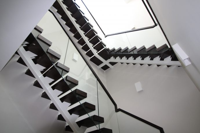 Stairs by JEA - Custom Built Design Bespoke Stairs
