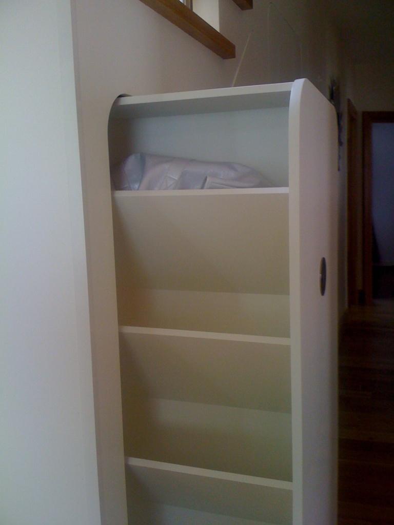 custom under stair storage solutions