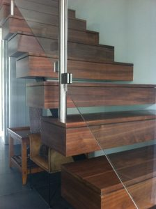 Cantilever stairs ireland treads