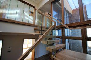 glass stairs ireland balustrade