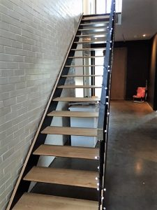 Cantilever staircase stairs ireland