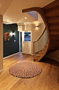 Stairs, stair, home, Ireland, oak, staircase